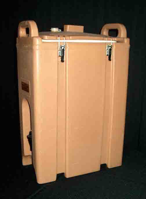 Rental Depot & Party Station, Inc. Rochester Minnesota - Cambro Coolers For Hot or Cold.