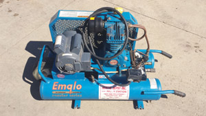 Used Emglo Air Compressor